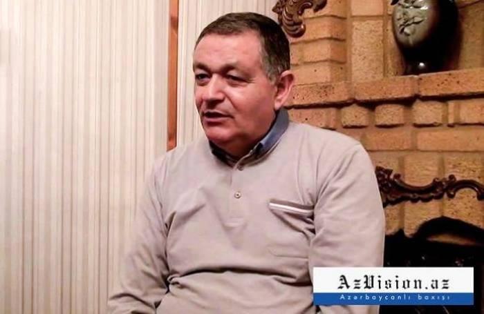 Armenia does not pay compensation to Azerbaijanis
