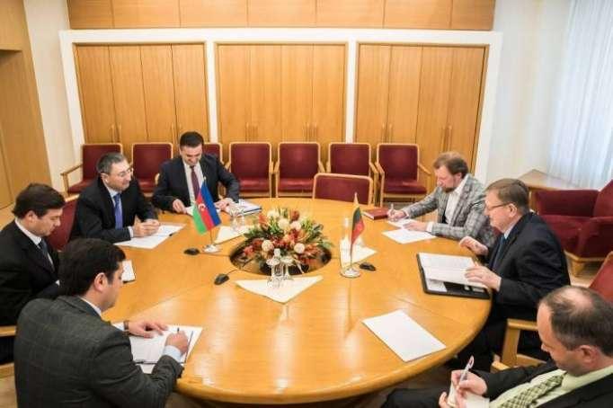 Azerbaijan, Lithuania hold political consultations