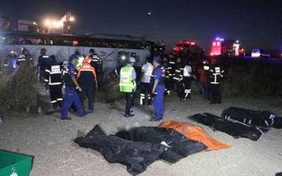 Reportan muertos y heridos en un accidente de tráfico en Turquía