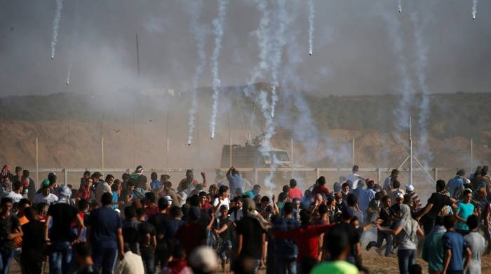 Gaza protests: All the latest updates