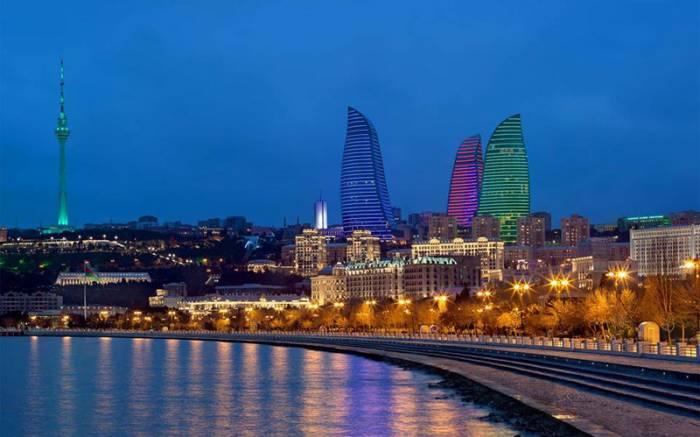 Bakú, la joya del Mar Caspio