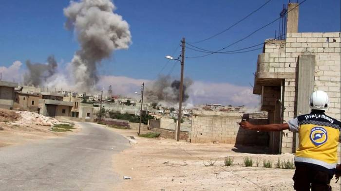 Syria and Russia resume Idlib air strikes