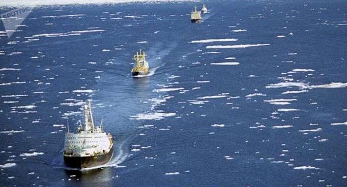 """""""Washington Post"""": Russland könnte eigenen """"Suezkanal"""" bekommen"""