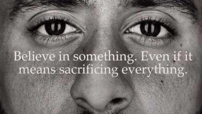 Nike sales defy Kaepernick ad campaign backlash