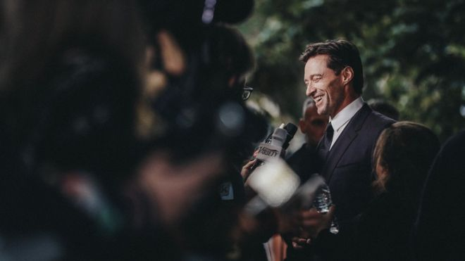 Toronto Film Festival: Hugh Jackman does not want your vote