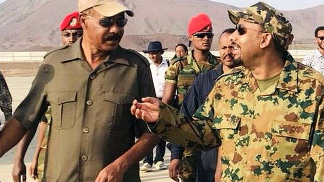 Ethiopia-Eritreaborder reopens after 20 years