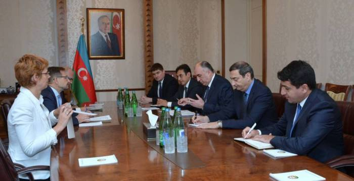 Azerbaijan, OSCE discuss cooperation programs