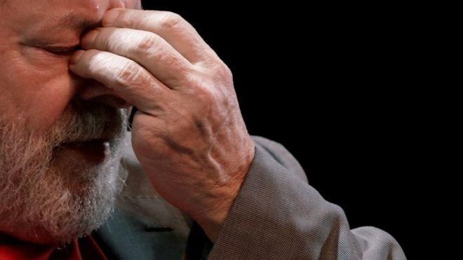 Lula: Jailed ex-leader pulls out of Brazil election