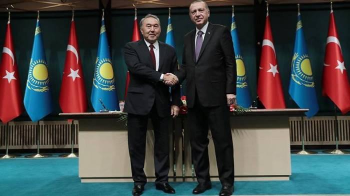 Nazarbayevin önəmli Türkiyə səfəri