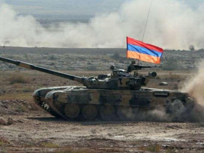 Armenien beschloss, Aserbaidschan Krieg zu erklären