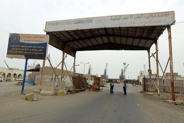 Saudi-led coalition seizes main road linking Yemen