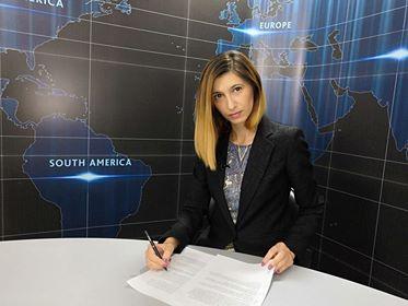 AzVision TV publica nueva edición de noticias en inglés para el 13 de septiembre-Video
