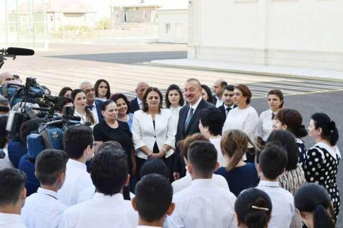"""Prezident: """"Neft və qaz resursları sadəcə bir vasitədir"""""""