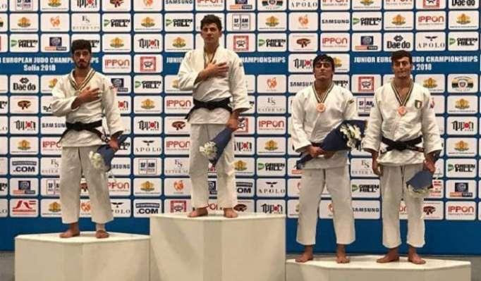 Cüdoçumuz Bolqarıstanda bürünc medal qazandı