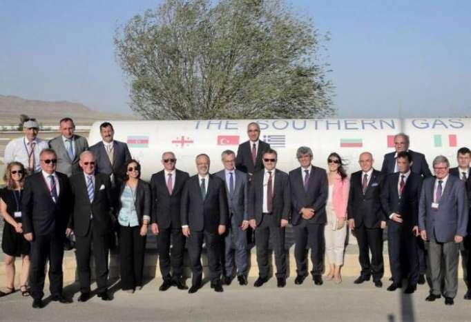 NATO Parliamentary Assembly delegation visits Sangachal Terminal