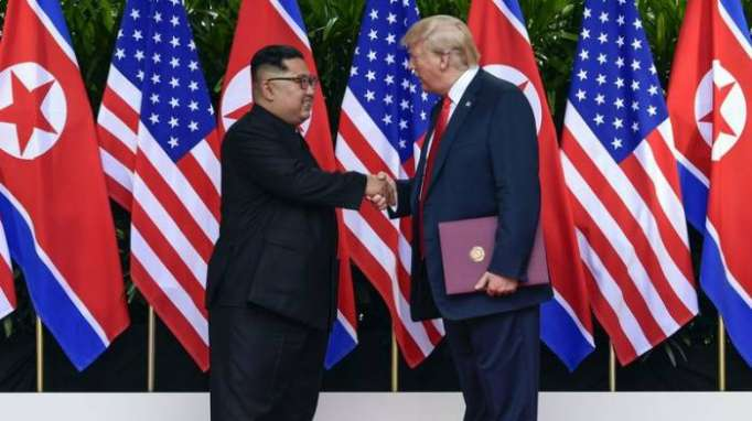 US sanctions North Korea tech firms based in China, Russia