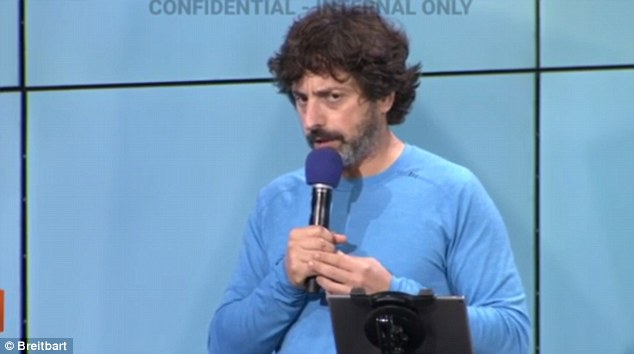 Google accused of anti-Trump bias over leaked video of co-founder
