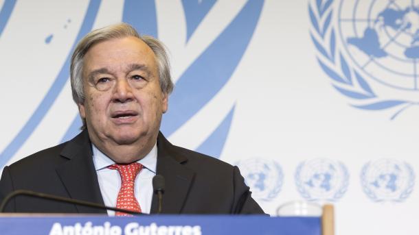Disminuyó la influencia de EEUU en el mundo- Guterres