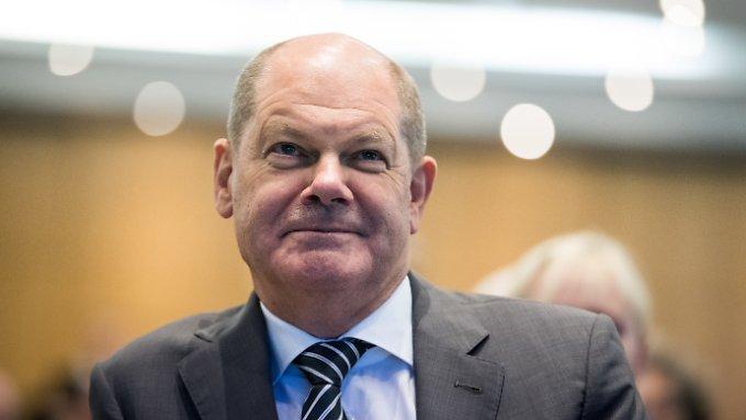 Scholz: Bankenrettung kostete 30 Milliarden