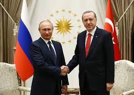 Erdogan se reunirá con Putin el lunes para tratar la situación de la provincia siria de Idlib
