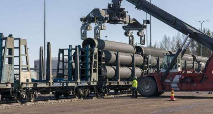 """Wieder Kritik an Nord Stream 2: """"Nichts als politische Panikmache"""" – Experte"""