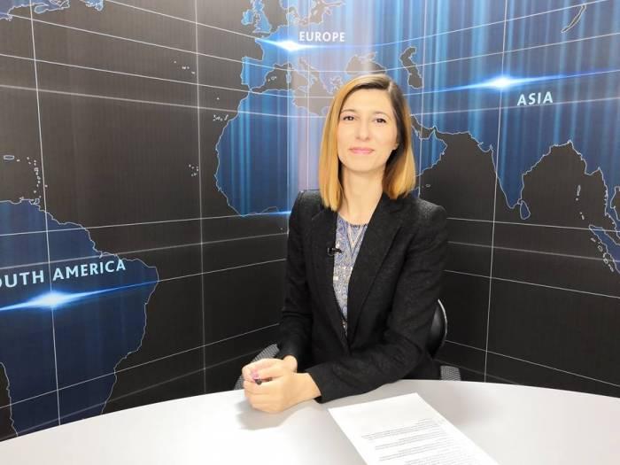 AzVision TV:Die wichtigsten Videonachrichten des Tages aufEnglisch(14. September)-VIDEO