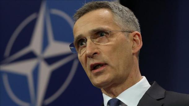 NATO-Generalsekretär: Wenn sie auf die Karte schauen, werden siehen, wie groß die Türkei ist