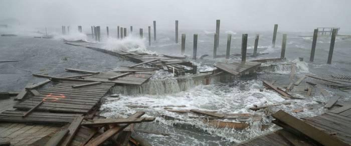Balance de Florence: Carolina del Norte es declarada zona de desastre