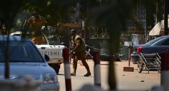 Al menos ocho muertos por doble atentado en Burkina Faso
