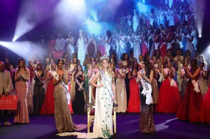 La navarra Amaia Izar representará a España en Miss Mundo