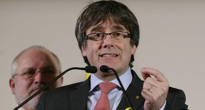 Puigdemont cree que Cataluña alcanzará la independencia plena en 20 años
