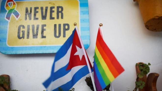 Cuban President Miguel Díaz-Canel backs same-sex marriage