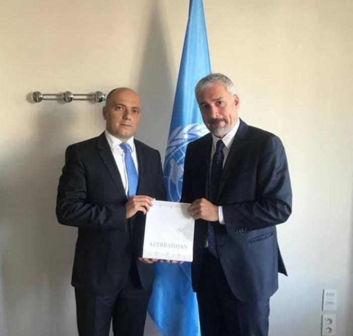 Le développement de la coopération Azerbaïdjan-UNESCO au menu des discussions
