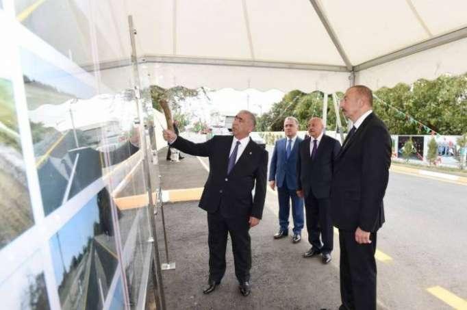 Massally: Une route reconstruite complètementrouverte à la circulation
