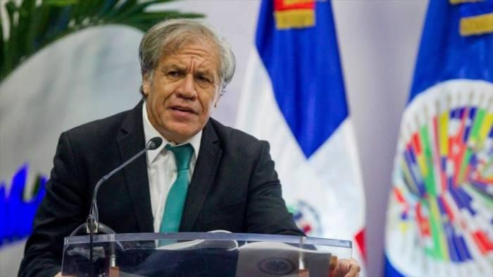 Nicaragua exige la renuncia de secretario general de la OEA