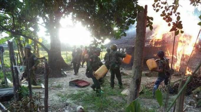 ONU: Altos militares birmanos, autores de genocidio de rohingyas