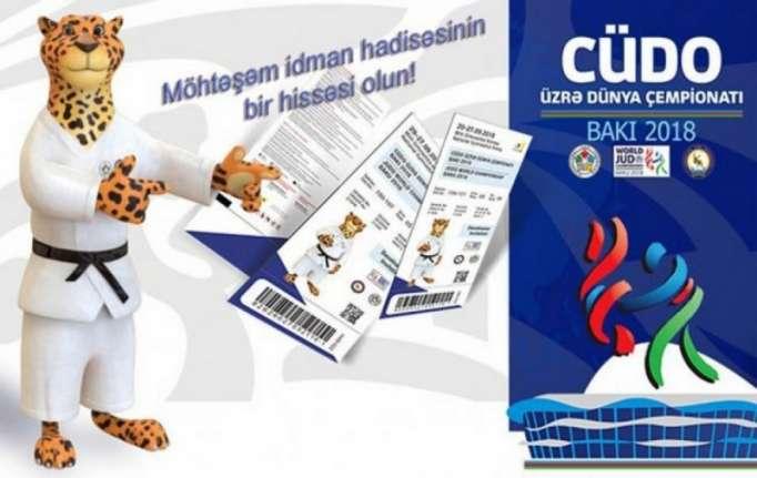 Bakou accueille demain les Championnats du monde de judo