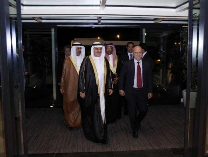 Le président du Conseil des représentants bahreïni en visite à Bakou