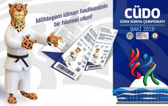 Heute startet Judo-Weltmeisterschaften 2018 in Baku