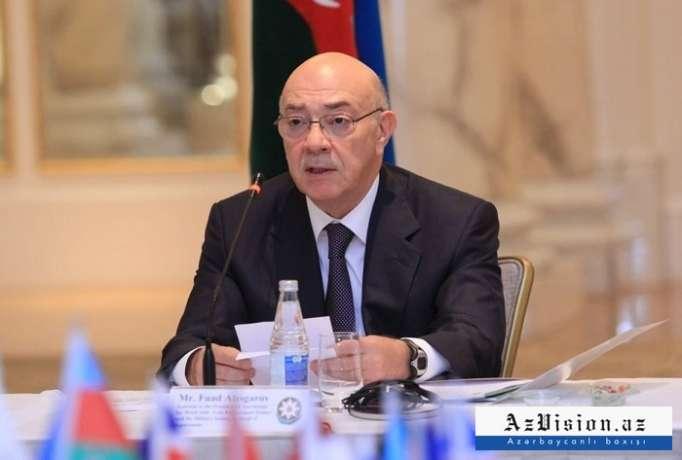 """""""ANAMA ist es gelungen, die vor ihr gestellten Aufgaben zu bewältigen"""" - Fuad Alasgarov"""