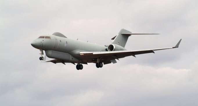 Nato-Aufklärungsflugzeuge an Russlands Grenzen gesichtet