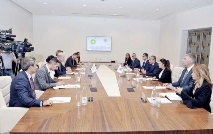 Heydar Aliyev Stiftung und BP unterzeichnen Kooperationsvereinbarung über gemeinsame Projekte