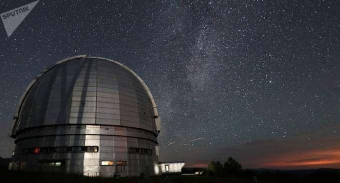 """New Mexico: FBI lüftet wahren Grund """"mysteriöser"""" Schließung von Observatorium"""