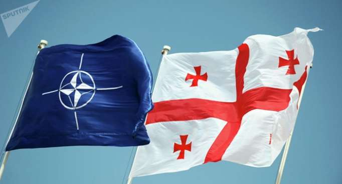 La OTAN constata que las relaciones con Georgia pasan por su mejor momento
