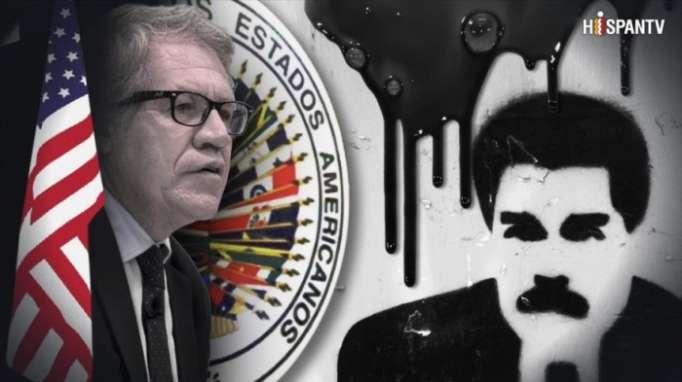 La OEA y la invasión militar en Venezuela