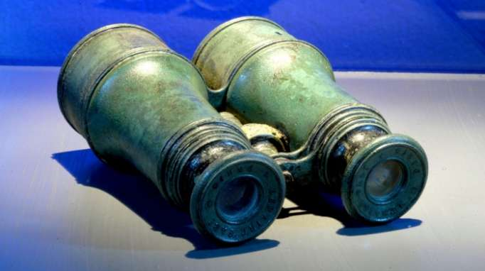 Objects from Titanic wreck set for multimillion-dollar auction