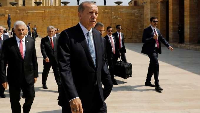 Österreicher als Erdogan-Kritiker verhaftet