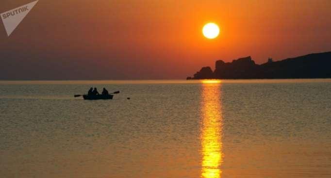 """Außenminister Klimkin informiert über Kiews """"Geheimplan"""" zu Asowschem Meer"""