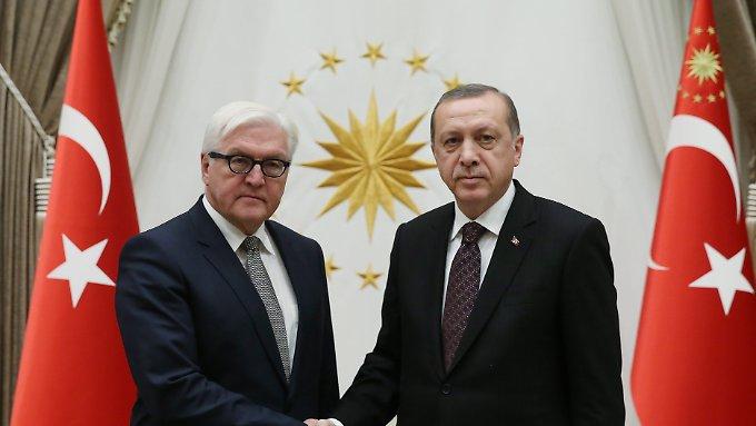 Parlamentarier boykottieren Erdogan-Bankett