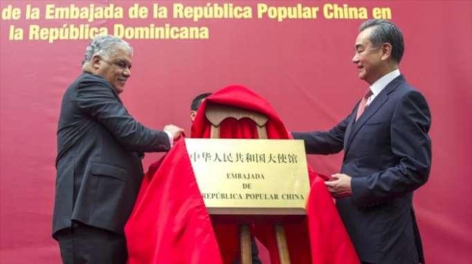 China se acerca más a Latinoamérica con embajada en R. Dominicana